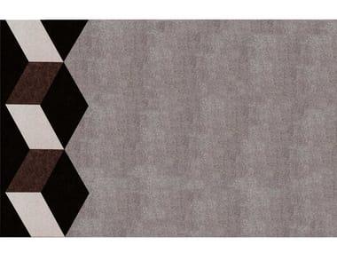 Handmade fabric rug NEW FEELINGS T1403VSY