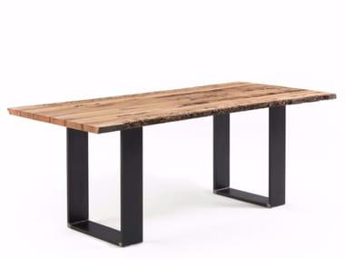 Tavoli Da Pranzo In Legno Riciclato : Tavoli in legno di recupero archiproducts