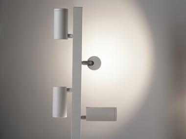 Lampada da terra a LED orientabile NEWTON   Lampada da terra