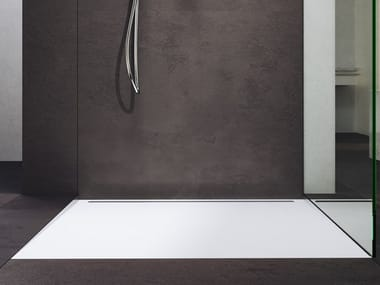 Built-in shower tray NEXSYS