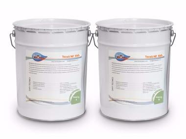 Fire-resistant varnish NF 595