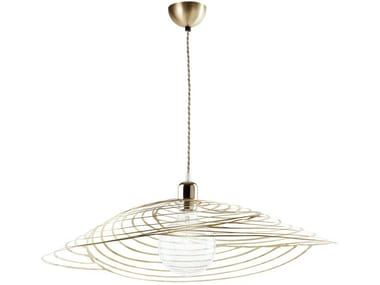 Metal pendant lamp NIDO