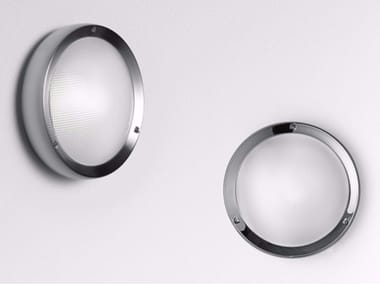 Applique per esterno a luce diretta in acciaio inox NIKI