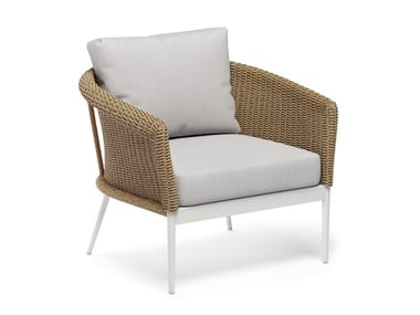 Garden easy chair with armrests NIKITA   Easy chair