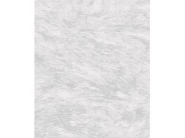 Handmade rectangular rug NINE GREY