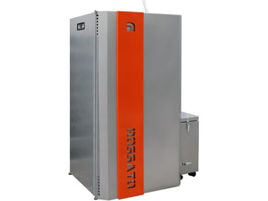 Pellet Class A indoor boiler NINFA