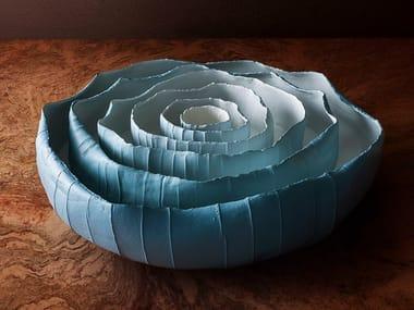 Ceramic serving bowl NINFEE SHORT