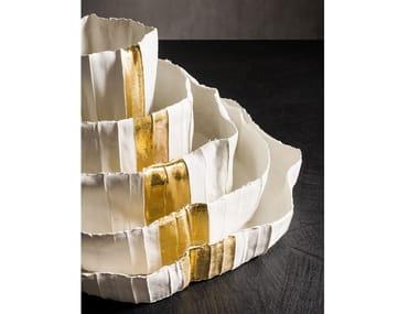 Ceramic serving bowl NINFEE - TALL