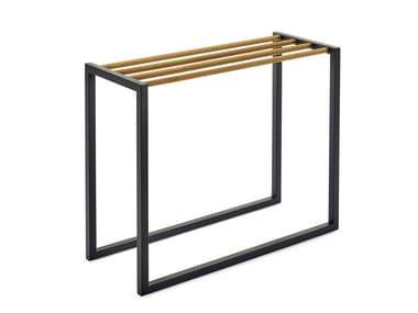 Standing stainless steel towel rack NINIX | Towel rack