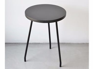 Prefinito Cemento stool NINO | Low stool