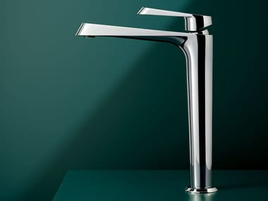 Countertop single handle washbasin mixer NIO | Single handle washbasin mixer