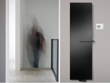 Vertical wall-mounted radiator NIVA MIXED