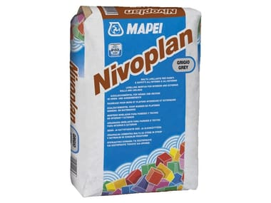 Malta livellante NIVOPLAN