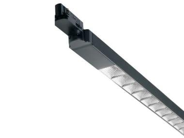 Profilo per illuminazione lineare per moduli LED NIX WALL TRACK