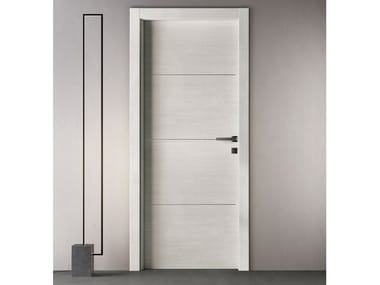 Hinged door with concealed hinges NO-LIMITS MIL