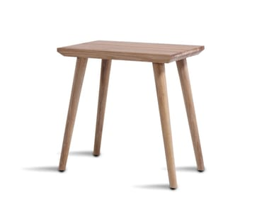 Solid wood high side table NO1
