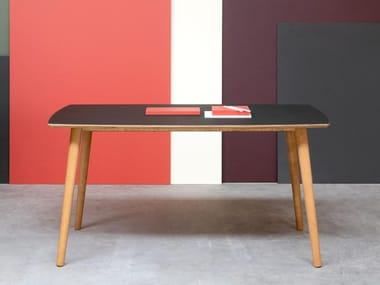 Rectangular dining table NOBLE   Dining table