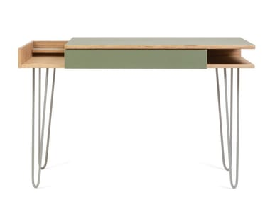 Rectangular writing desk NOBLE | Writing desk