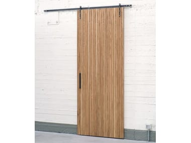 Wooden sliding door NODOO | Sliding door