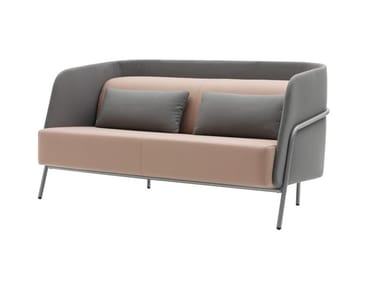 2 seater fabric sofa NOLDOR | Sofa
