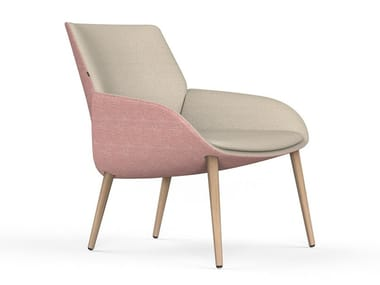 Fabric easy chair NOOM | Easy chair