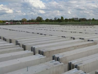 Concrete barriers NORDBETON