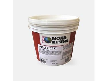 Impermeabilizzante monocomponente a base resina/bitume NORDBLACK