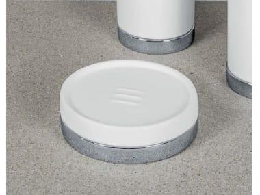 Porta sapone d'appoggio NORDIC   Portasapone in ceramica