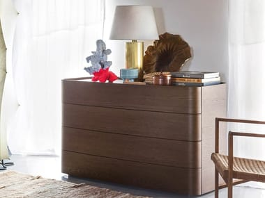 Oak chest of drawers NORMAN | Chest of drawers