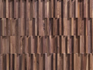 Indoor wooden 3D Wall Cladding NOTES