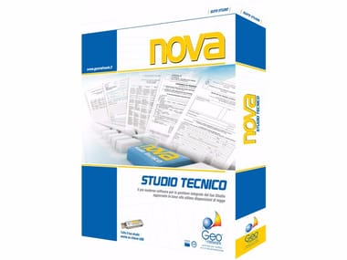 إدارة المكتب، تخزين البيانات NOVA STUDIO TECNICO