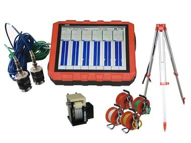 Geotechnical instrumentation NOVASONIC U5700