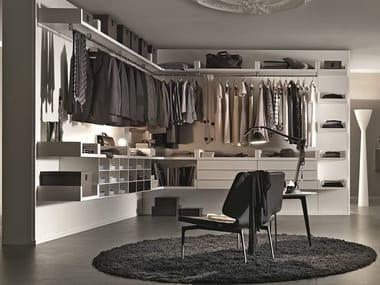 Walk-in wardrobes