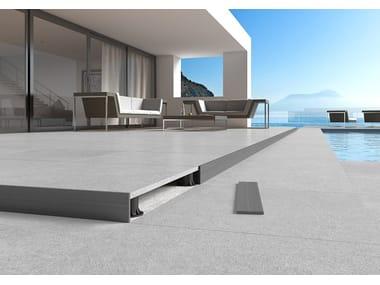 Outdoor floor tiles NOVOCOVER MAXI