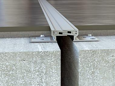 Aluminium Flooring joint NOVOJUNTA® PRO METAL 30