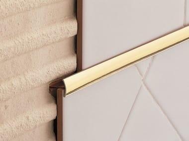 Decorative PVC edge profile NOVOLISTEL® 1