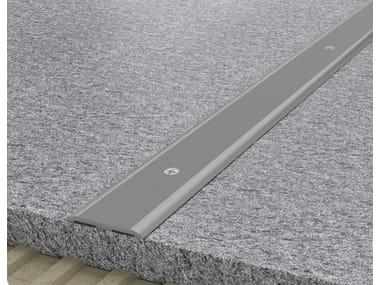 Profilo paragradino in alluminio NOVOPLETINA® ALUMINUM