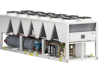 Bomba de calor / Refrigerador por aire NRB-NRBH