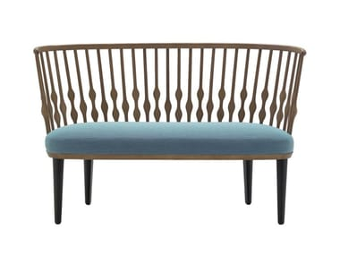 Beech small sofa NUB BC1441