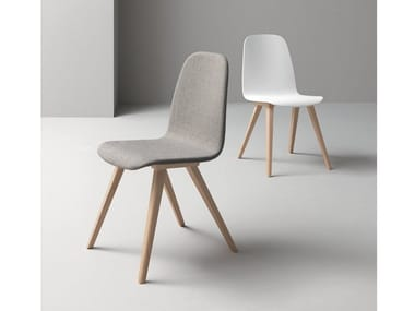 Fabric chair NUCLEO | Chair