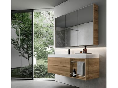 Vanity Units With Mirror Archiproducts