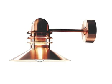 LED outdoor wall lamp NYHAVN