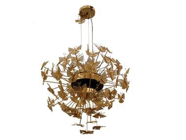 Bronze pendant lamp NYMPH | Pendant lamp
