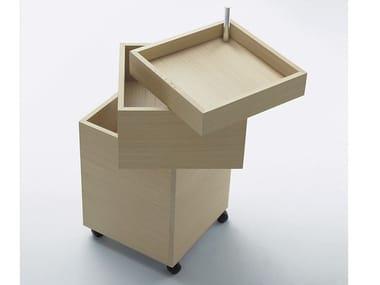 Cassettiera Con Rotelle Bagno.Mobili Bagno Con Ruote Archiproducts