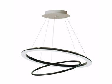 LED swivel pendant lamp O-O