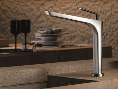 Countertop kitchen mixer tap with swivel spout O'RAMA KITCHEN | Kitchen mixer tap