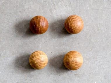 Magnete in legno OAK BALL