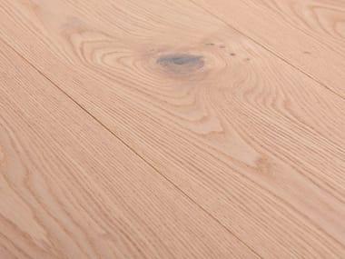 Oak flooring OAK COUNTRY PICCOLINO - WHITE OIL
