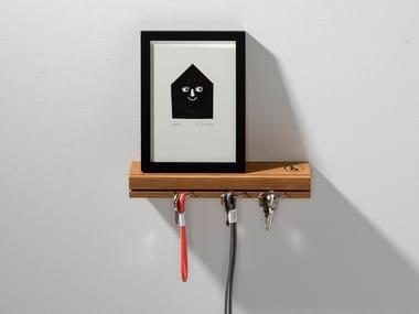 Oak key holder OAK KEY HOLDER #01