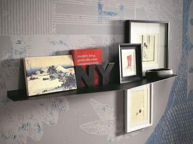 Plate wall shelf OBLIQUE
